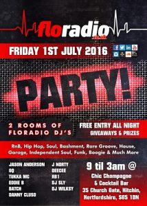 FloRadio - Party Flyer - 2016-3