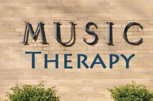 music therapy wall