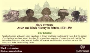 black presence