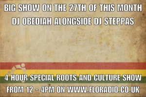 obediah dj steppas 4 floradio